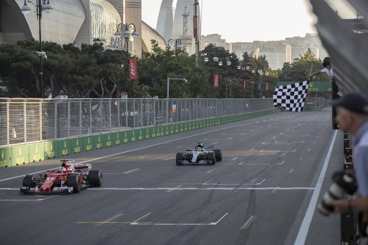 Circuito Urbano De Baku : Azerbaijan será la nueva fecha en el calendario de la fórmula