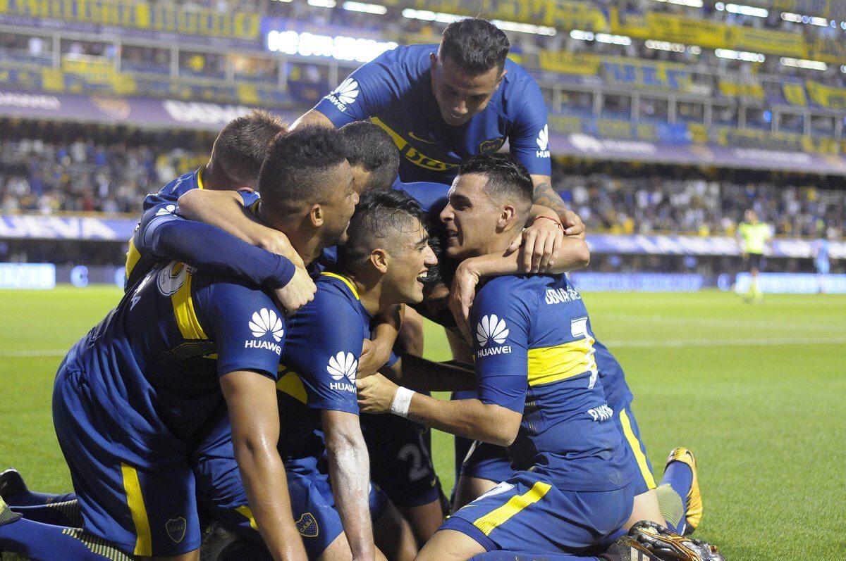 Como Va Boca: San Lorenzo Y Boca Se Mantienen Como Líderes De La