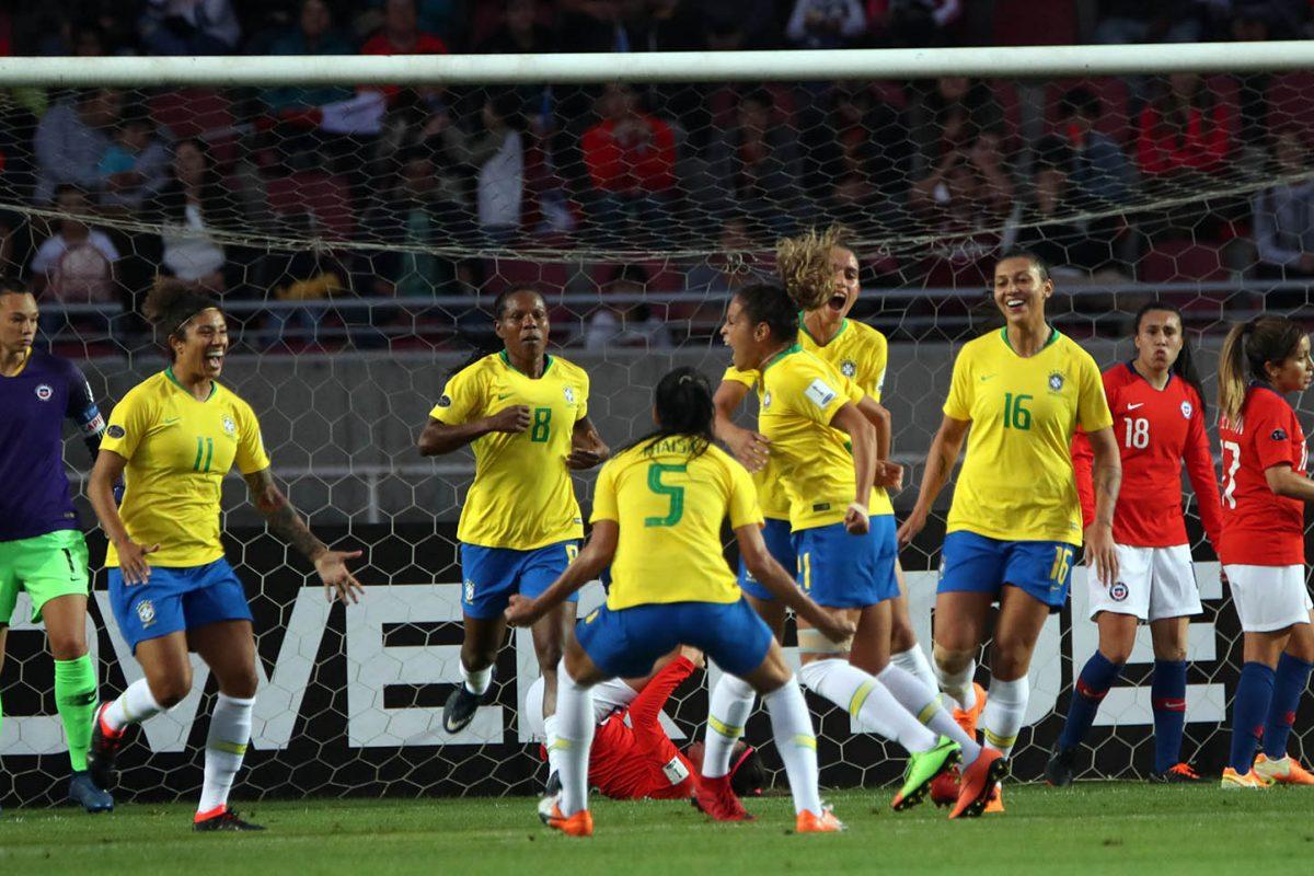 Brasil Femenina