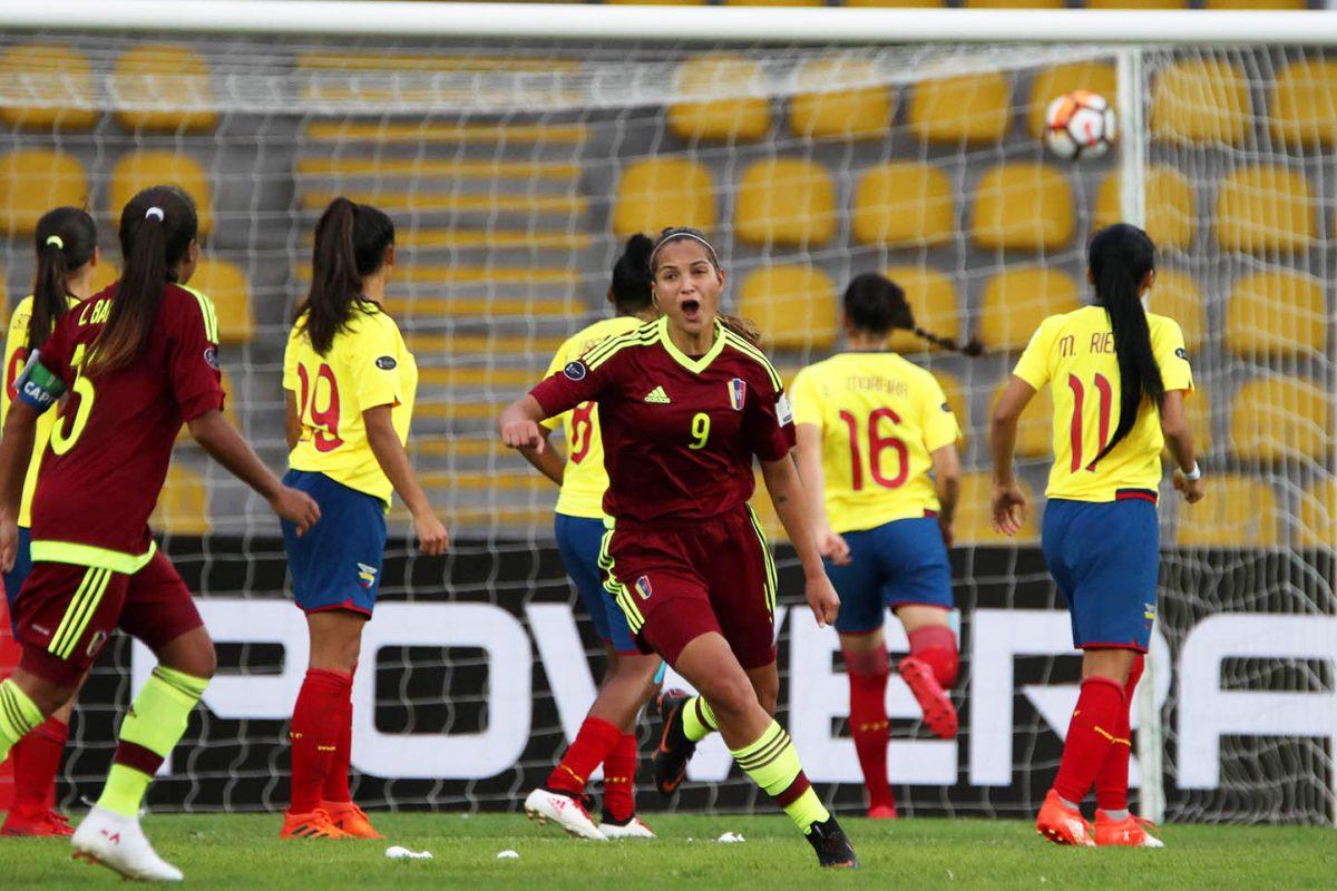 Venezuela Femenino Vinotinto