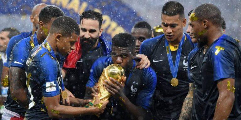Francia ranking fifa