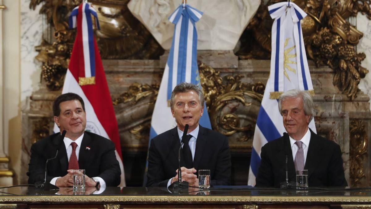 Mundial 2030 Argentina, PAraguay y Uruguay