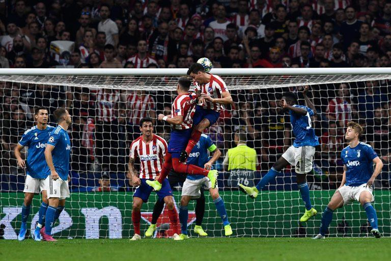 Atlético de Madrid - Juventus