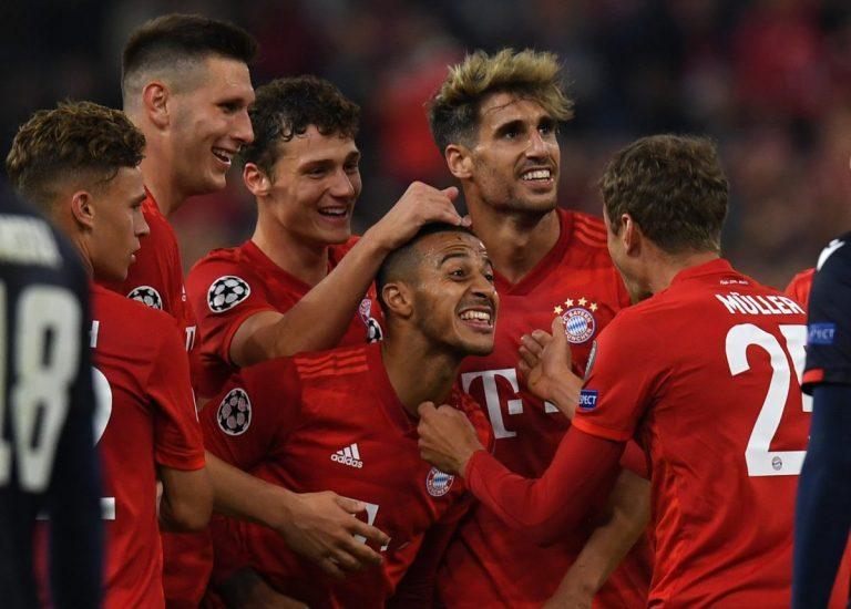 FC Bayern - Estrella Roja