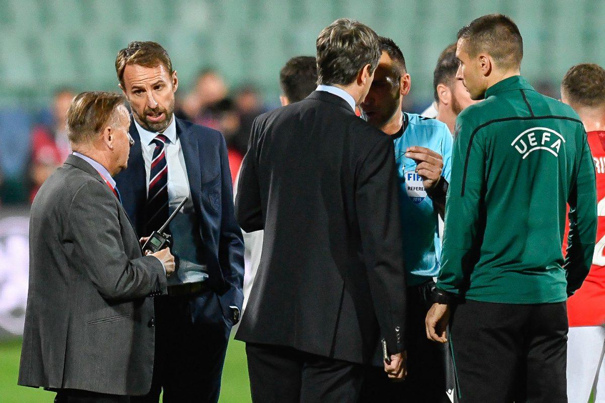 UEFA alzó el tono contra Bulgaria por el racismo