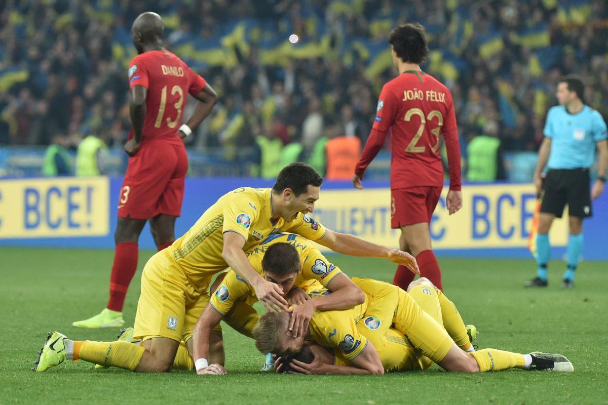 Ucrania - Portugal