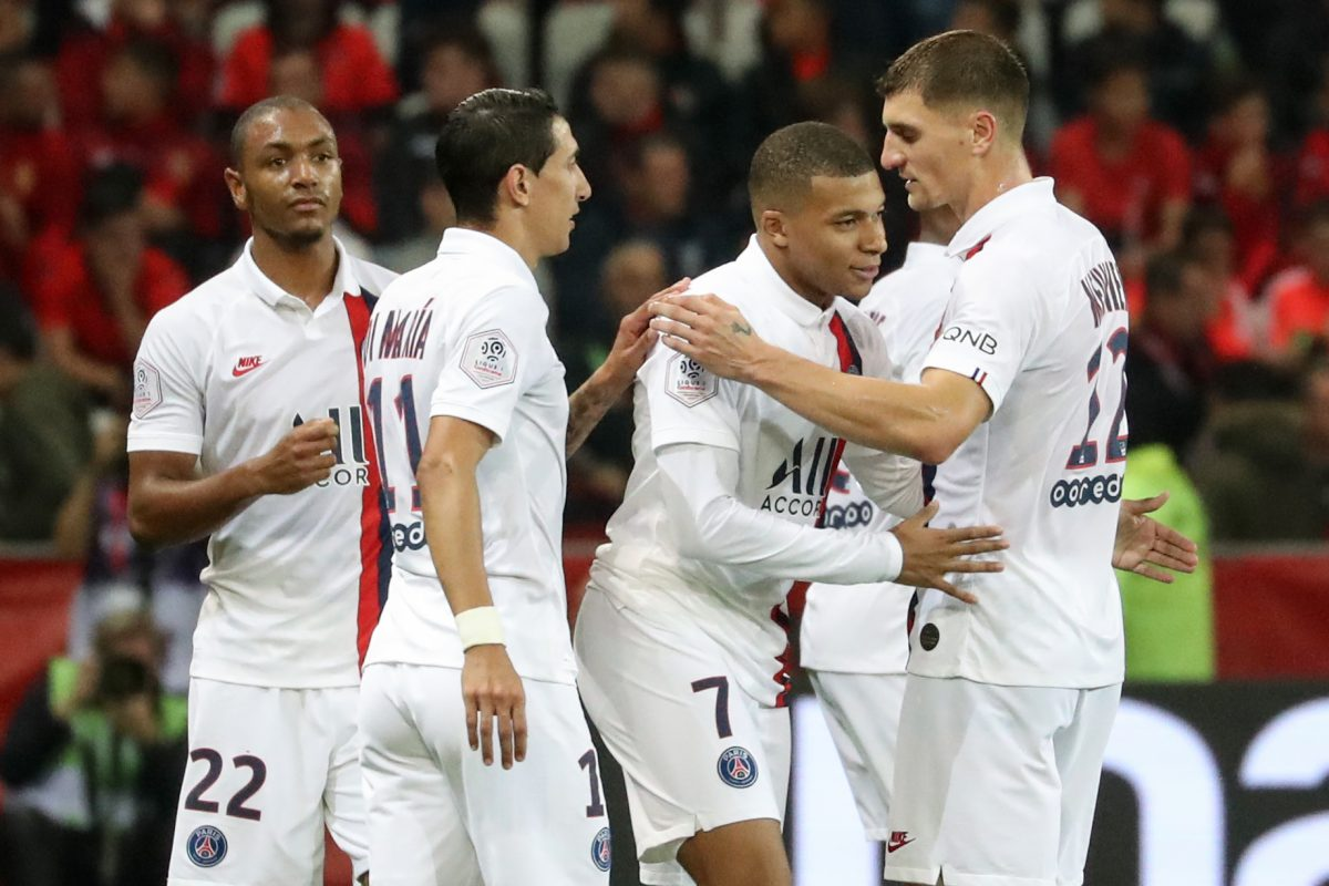 Di Maria, Mbappé e Icardi dieron victoria al PSG