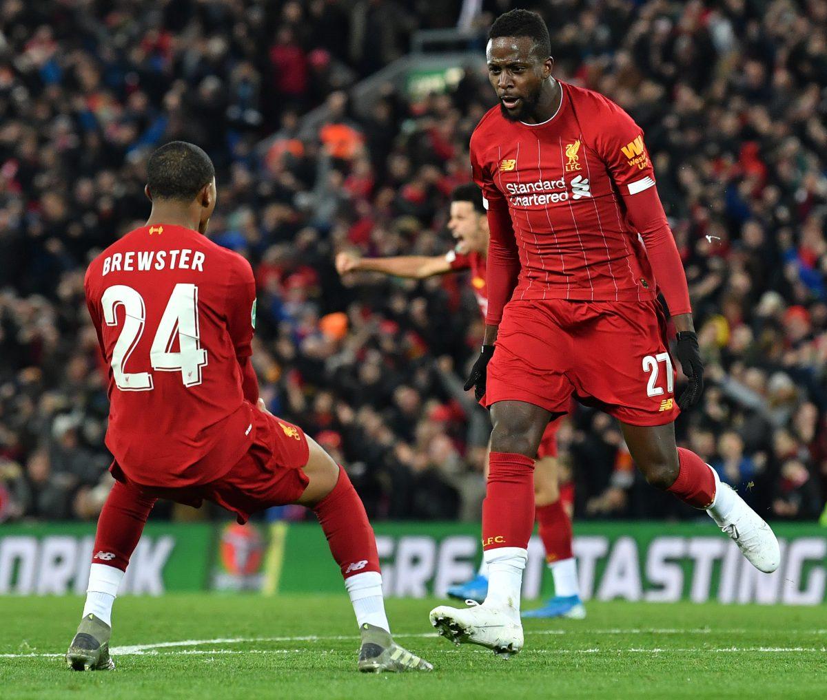 Liverpool - Arsenal