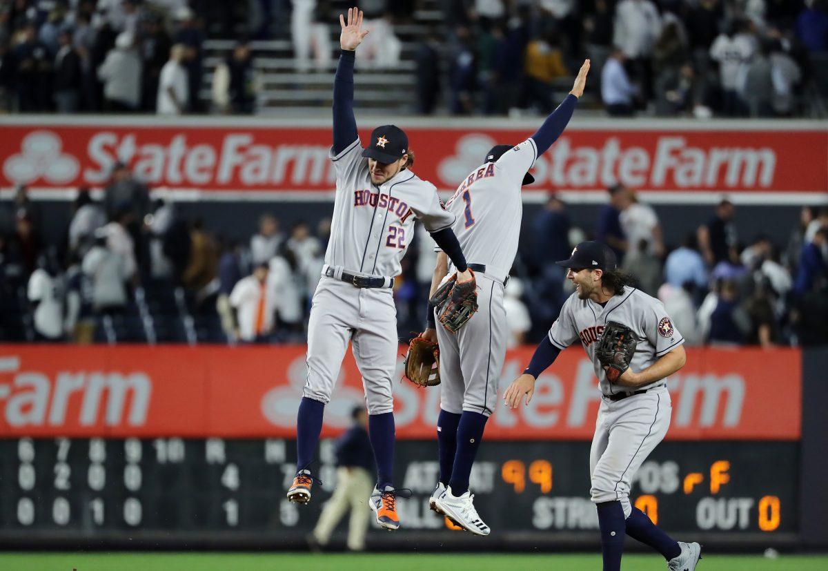 Astros - Yankees