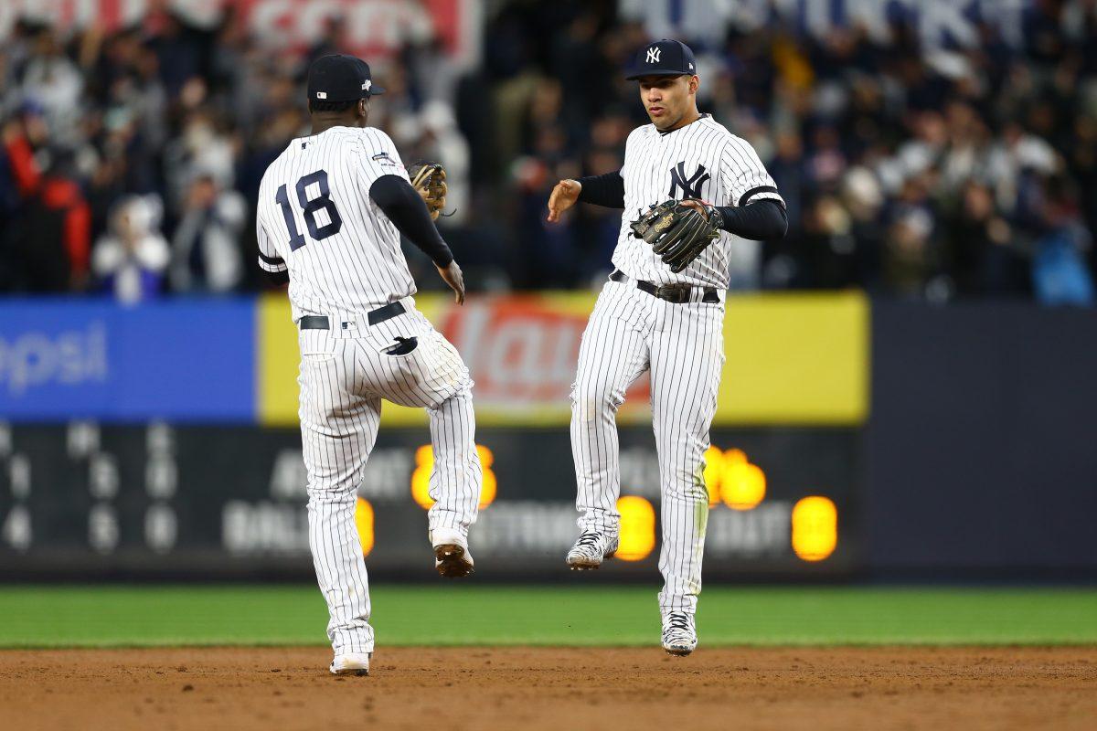 Yankees - Astros