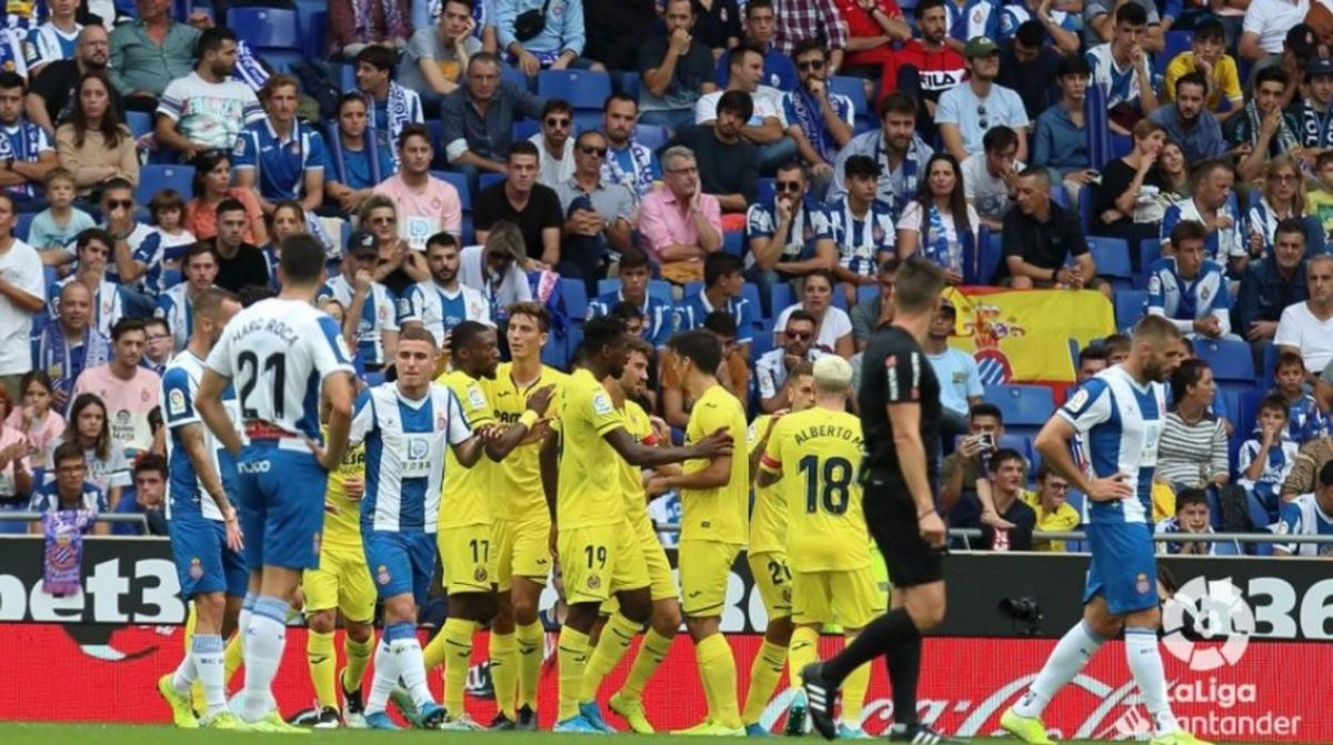Machín debutó con el Espanyol pero no ganó