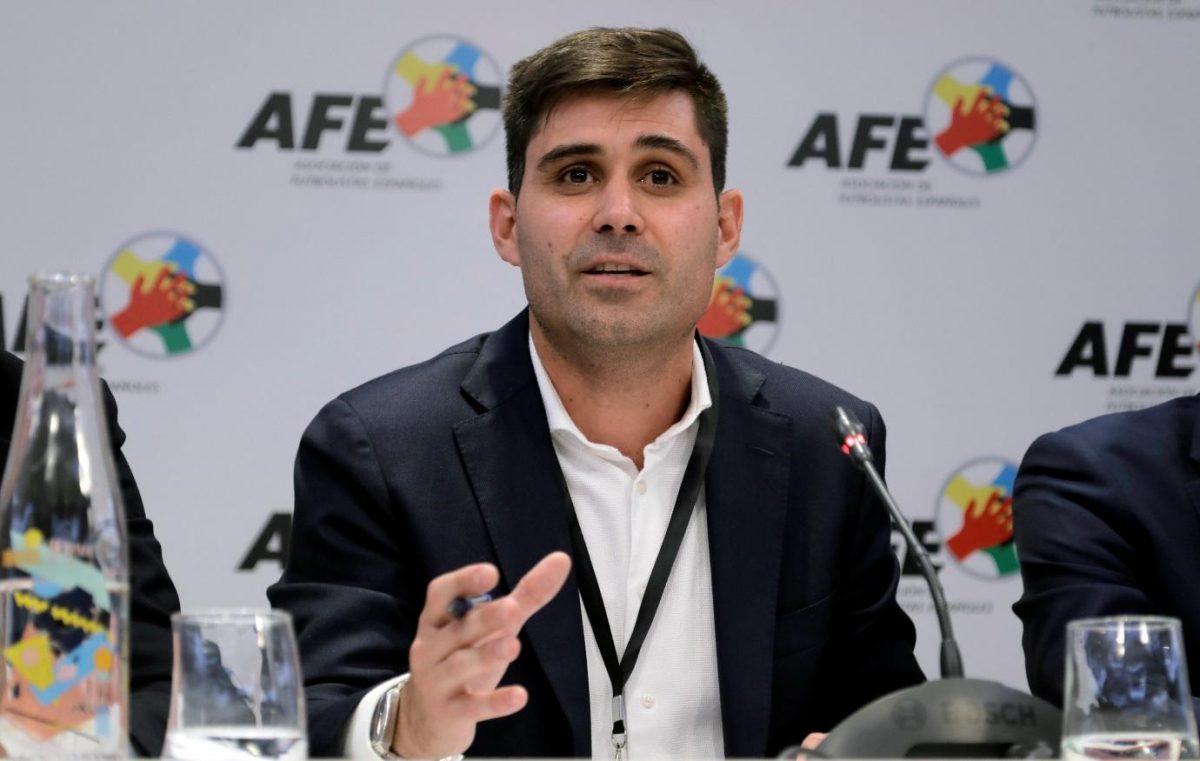David Aganzo, representante de futbolistas de Primera División