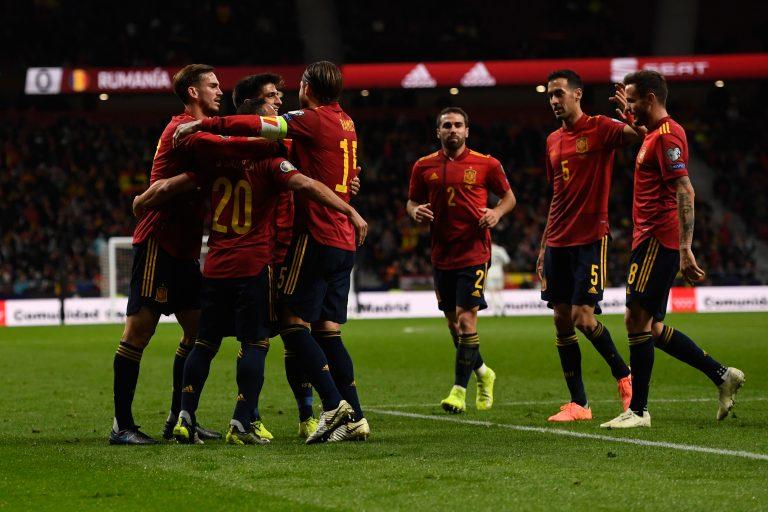 España - Rumania