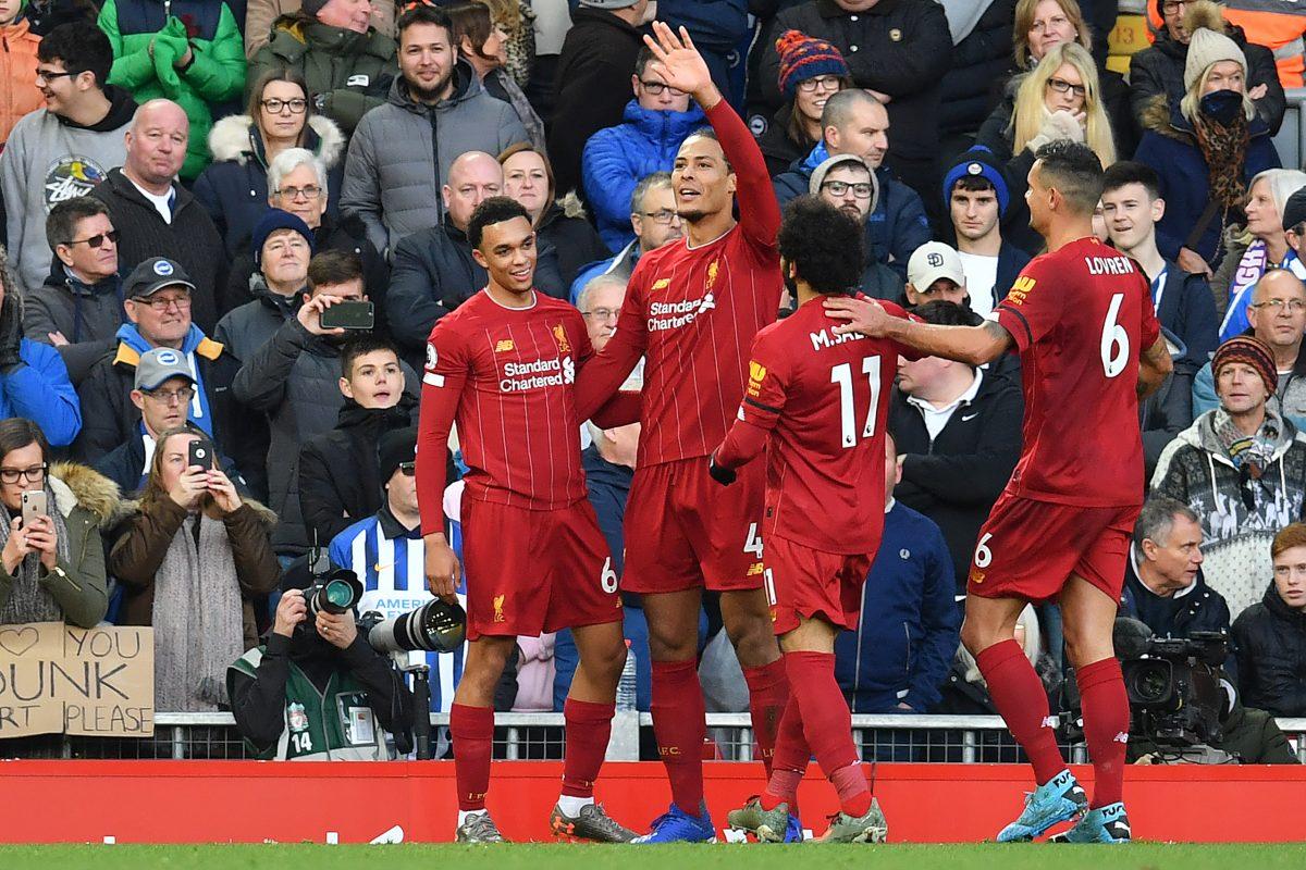 Liverpool - Brighton