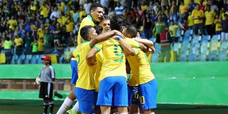 Brasil vs Francia
