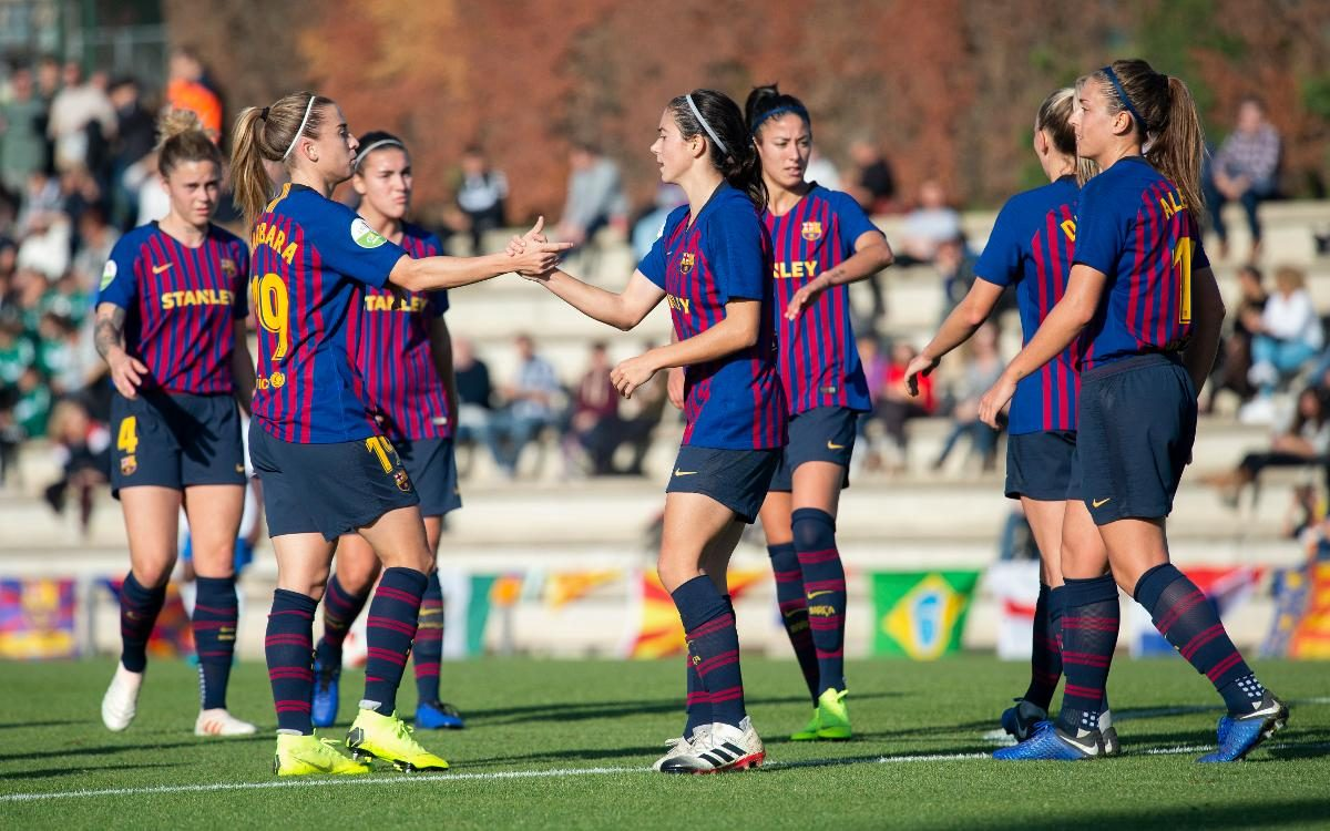 Clubes del Fútbol Femenino