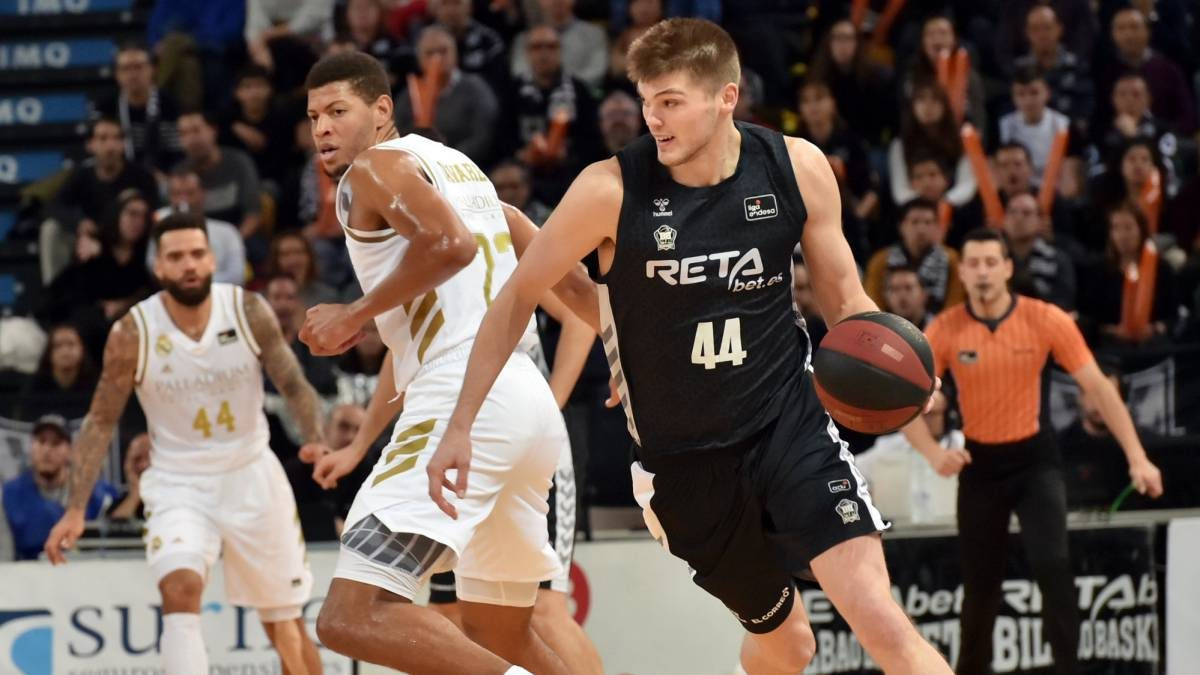 Real Madrid - Biblao Basket