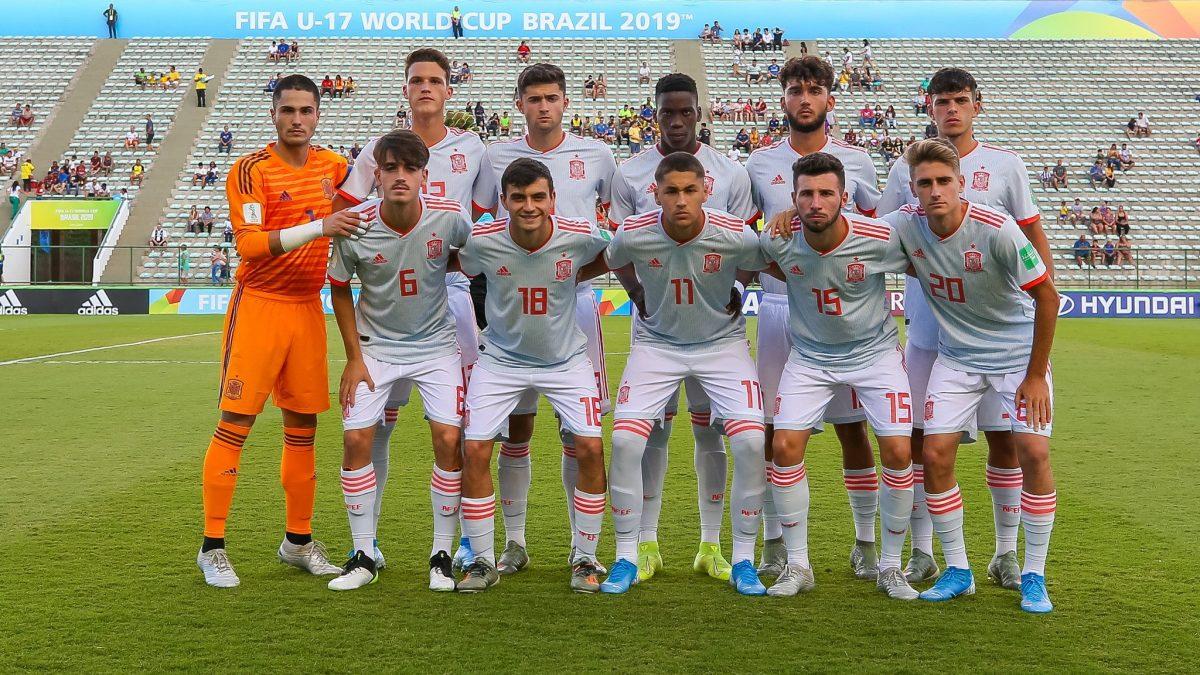 España y Paraguay
