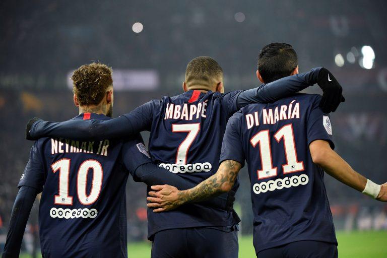 Mbappé y Neymar dieron victoria al PSG