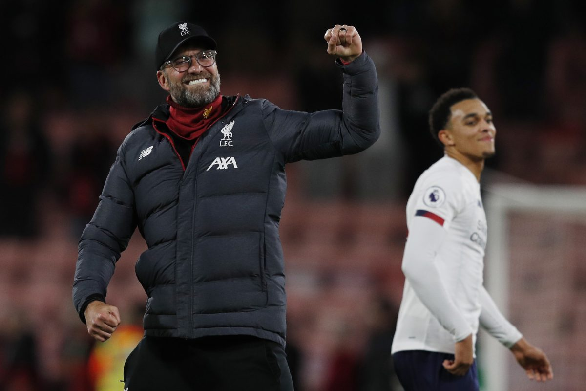 Liverpool - Bournemouth