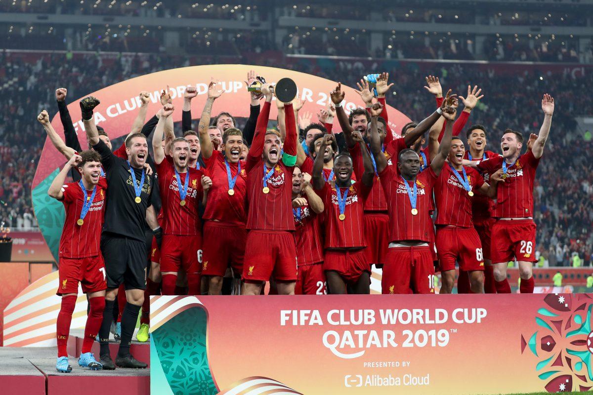 Liverpool - Flamengo