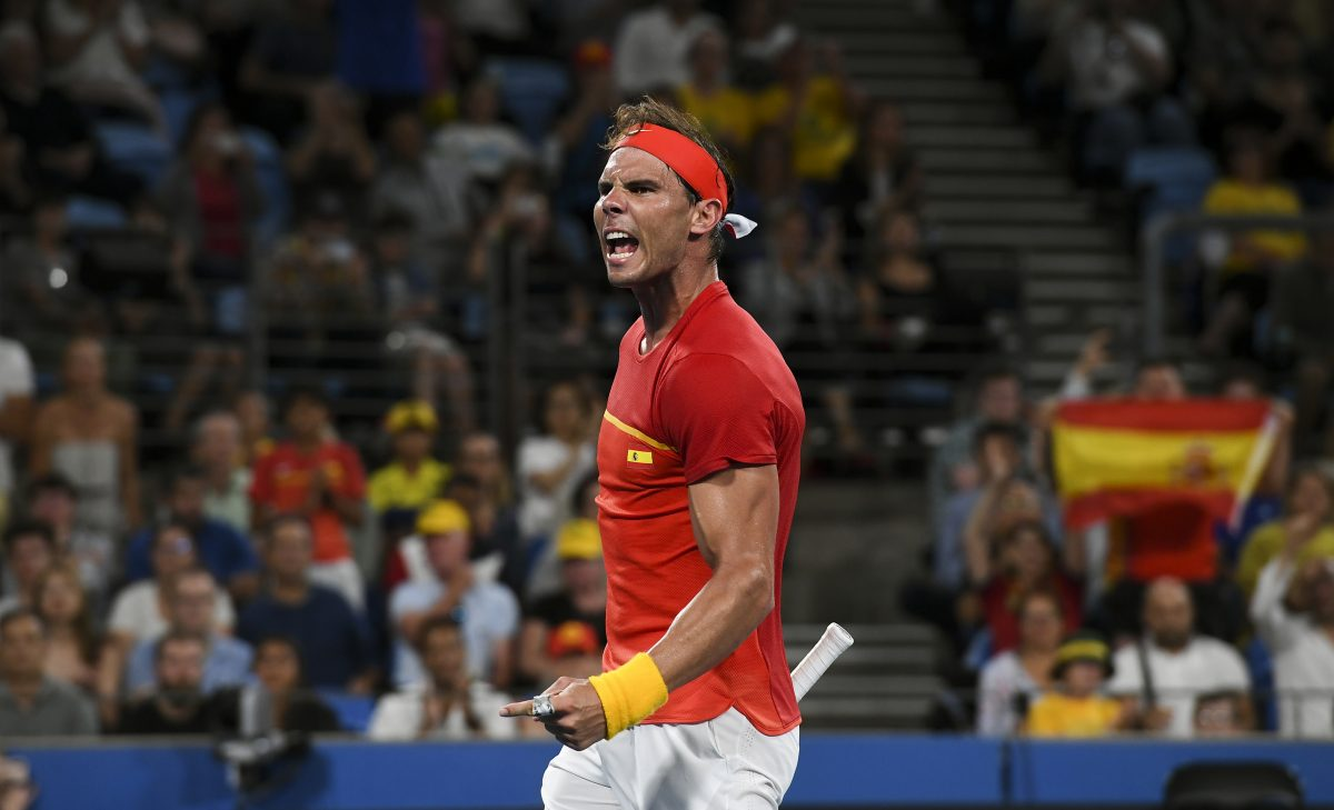 España - Bélgica será la final de la ATP Cup