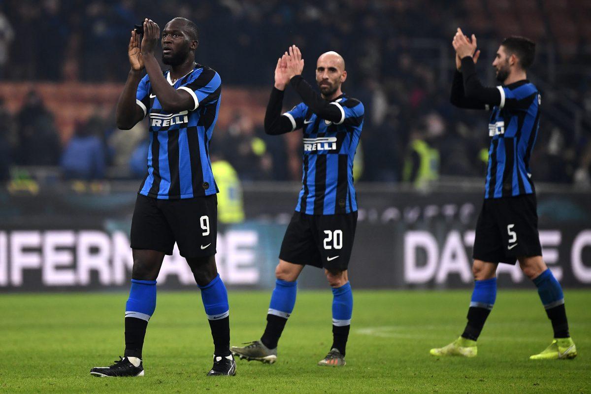 Inter empató con el Atalanta
