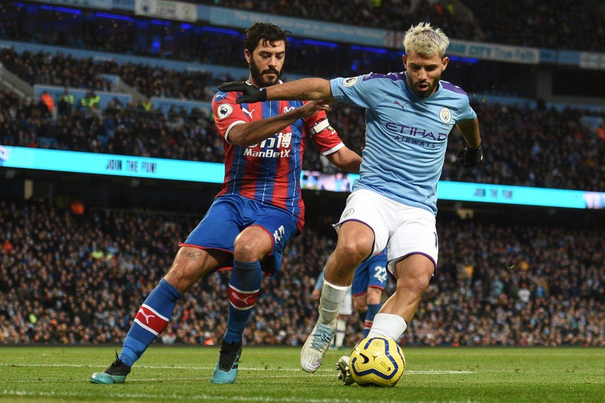Manchester City tropezó con el Crystal Palace
