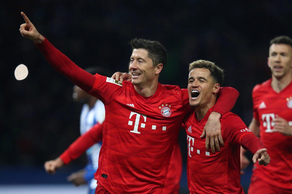 FC Bayern - Berlin