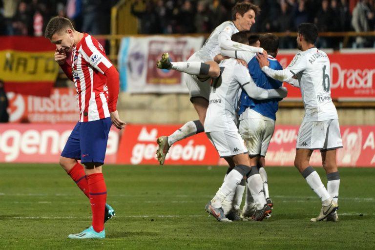 Cultural Leonesa - Atlético de Madrid