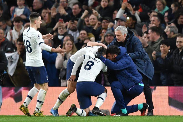 Tottenham Hotspurs - Manchester City