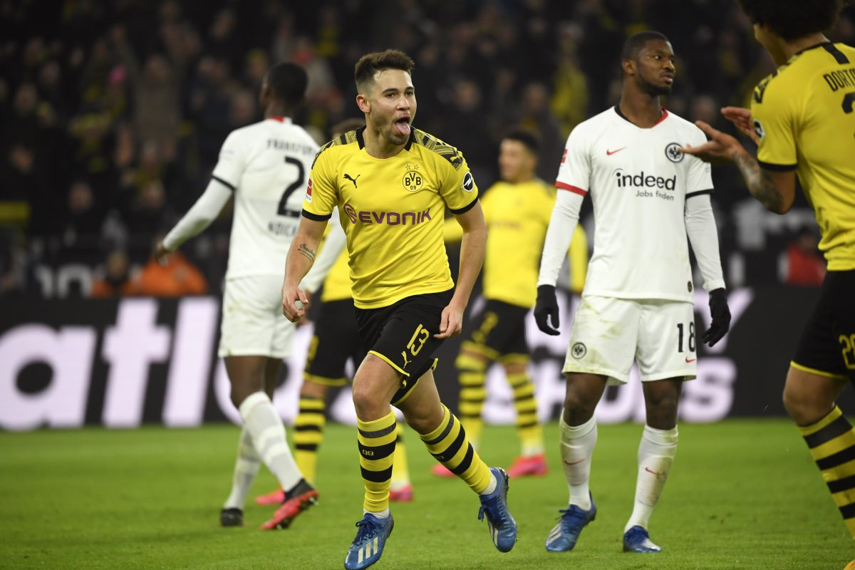 Dortmund - Frankfurt