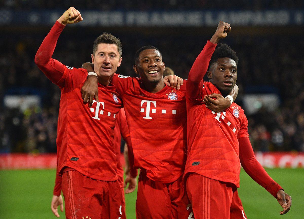 FC Bayern - Chelsea
