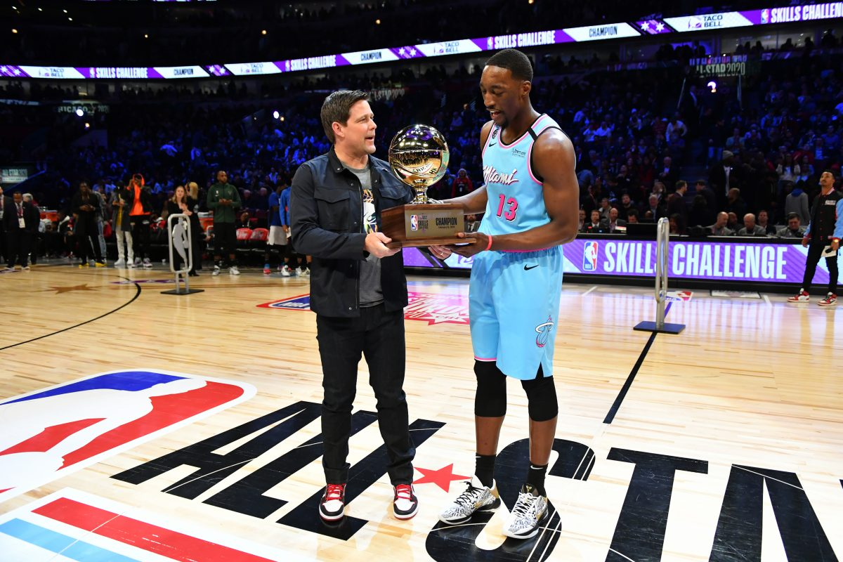 2020 NBA All-Star - Bam Adebayo