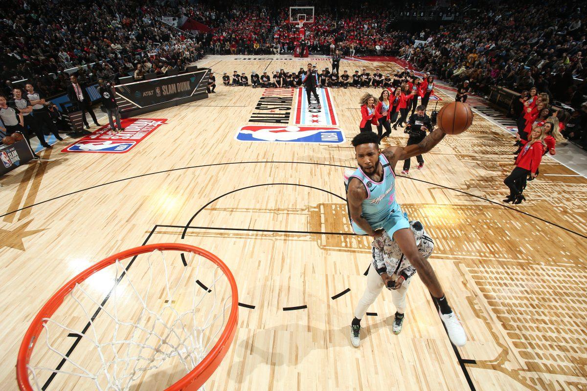 2020 NBA All-Star - Derrick Jones