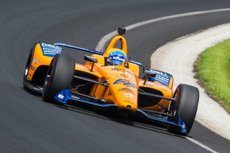 Alonso estará en Indianápolis