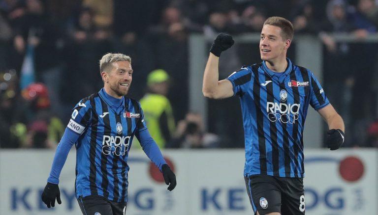 Atalanta 2-1 Roma