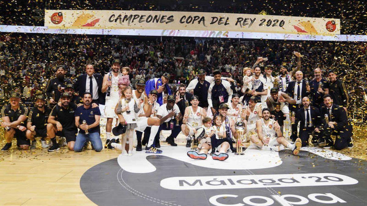Real Madrid - Unicaja Málaga