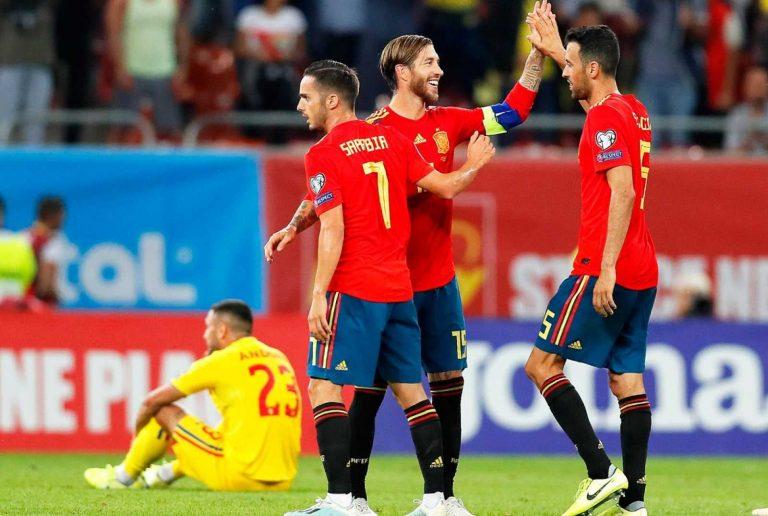 España - Alemania