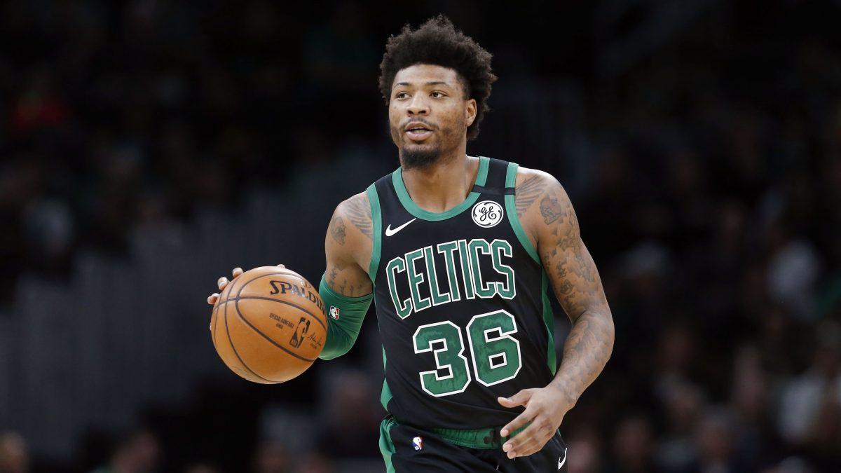 Smart Lakers Celtics