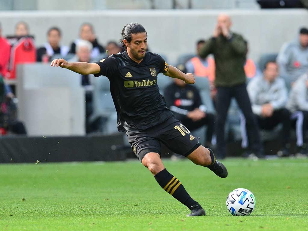 Carlos Vela MLS