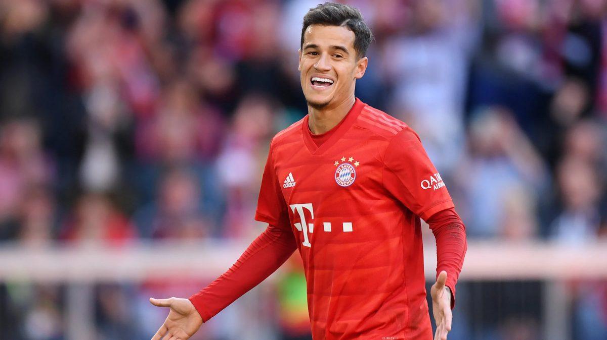 Coutinho - Bayern