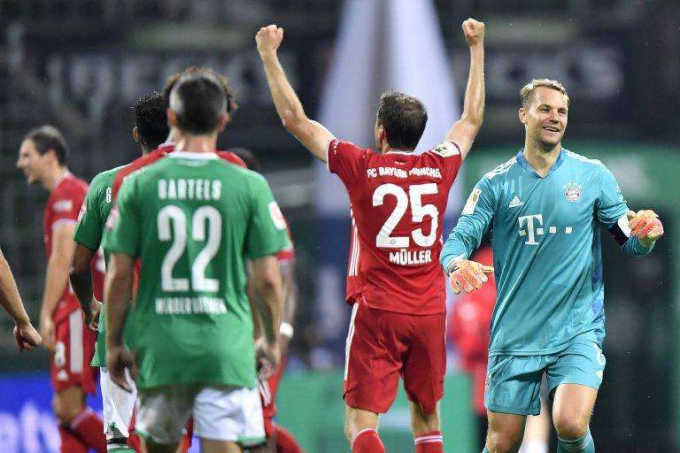 FC Bayern campeón de la Bundesliga