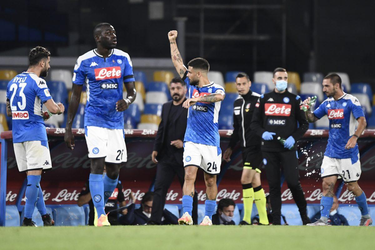 Nápoles - Inter