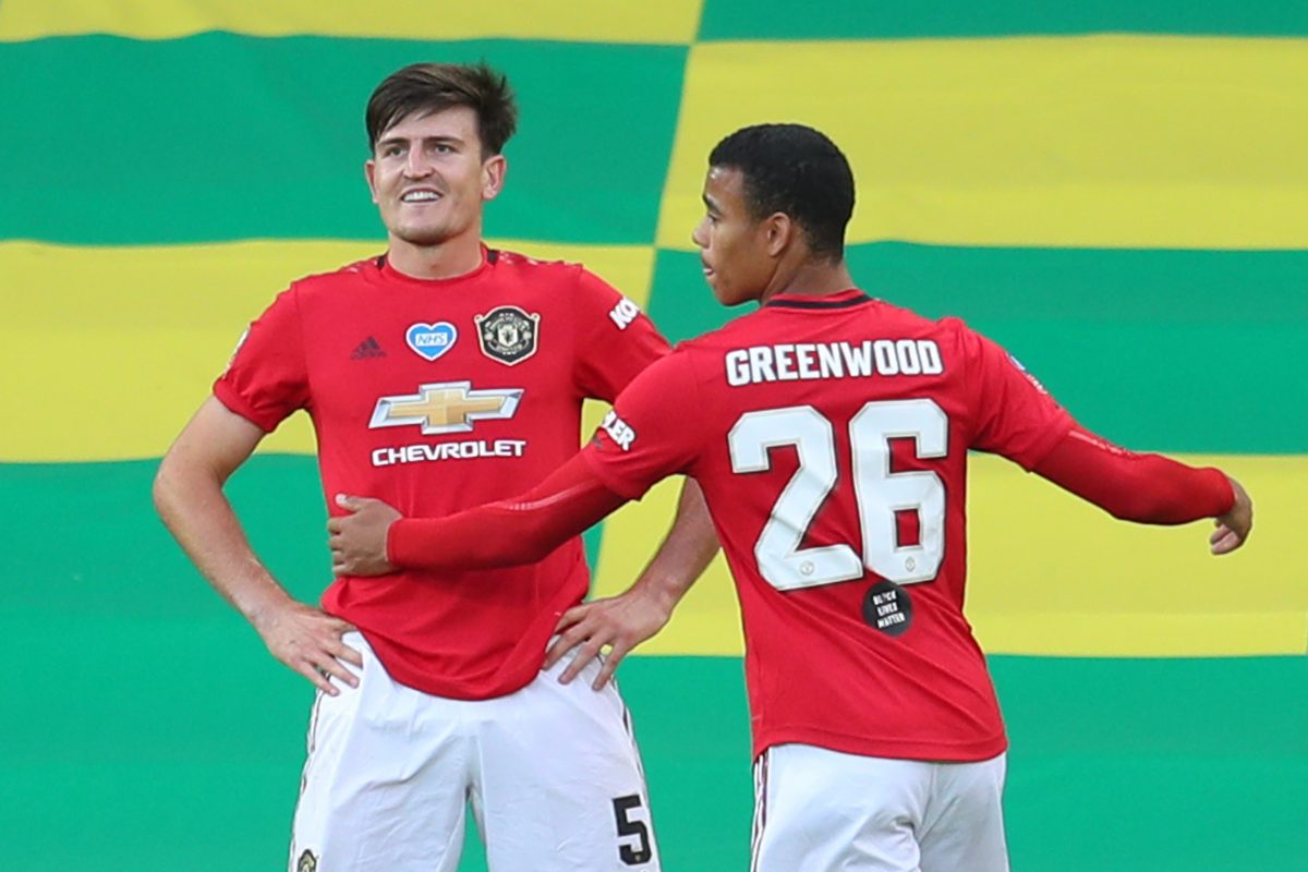 Manchester United - Norwich City
