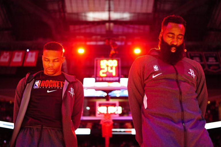 Harden y Westbrook