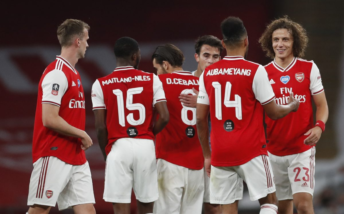 Arsenal - City