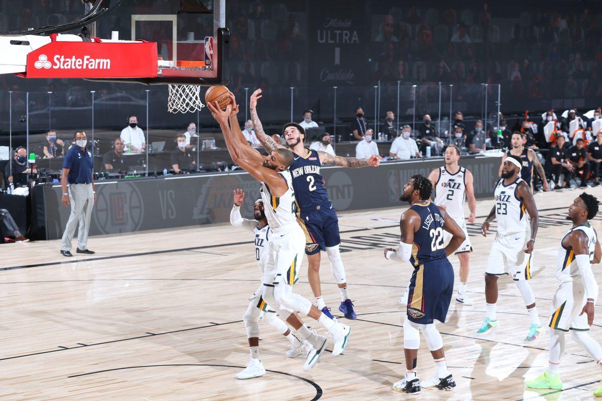 NBA: Utah Jazz v New Orleans Pelicans