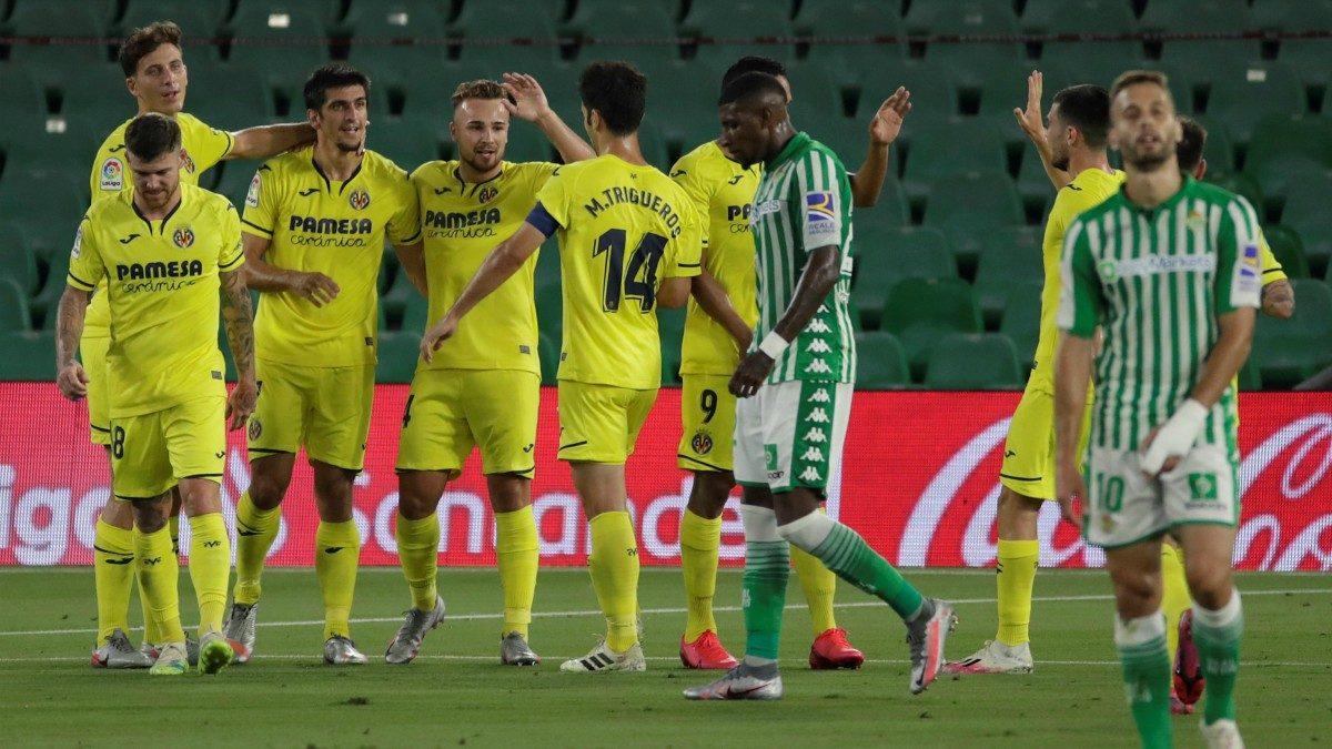 Villarreal - Betis