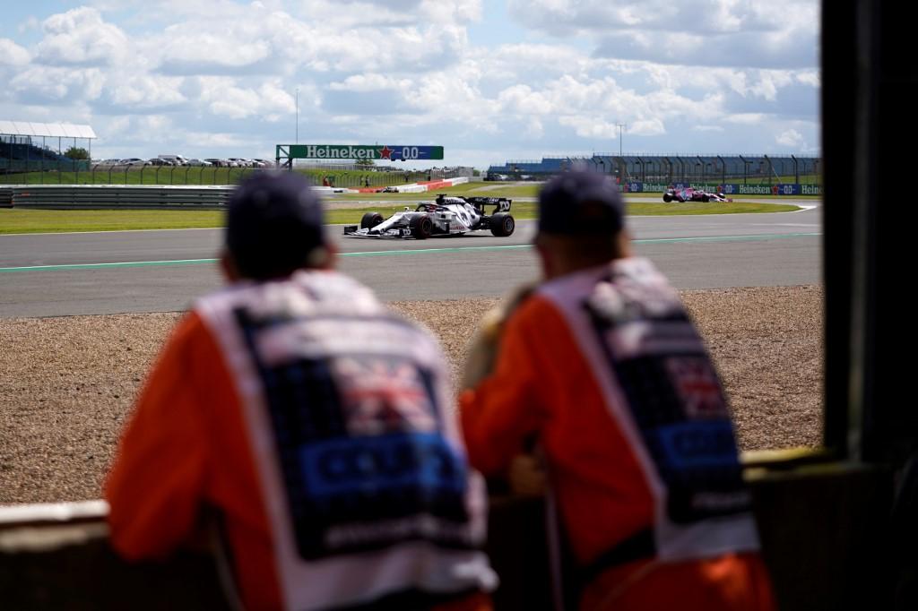 escuderías Fórmula1